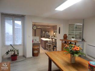 Annonce vente Maison avec garage saint-martin-le-beau