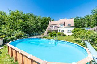 Annonce vente Maison avec piscine saint-pierre-lès-nemours