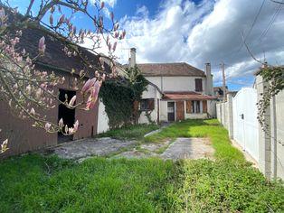 Annonce vente Maison avec grange donnemarie-dontilly