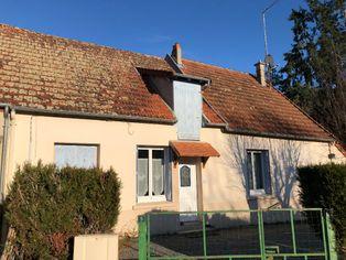 Annonce vente Maison de plain-pied saint-victor
