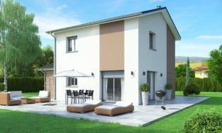 Annonce vente Maison avec terrasse le pont-de-beauvoisin