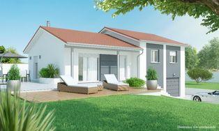 Annonce vente Maison avec terrasse beaujeu