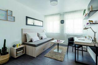 Annonce location Appartement avec box bordeaux