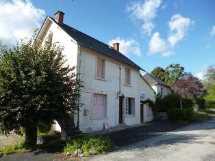 Annonce vente Maison avec terrasse lanobre