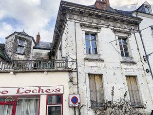 Annonce vente Hotel à rénover loches