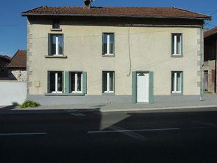 Annonce vente Maison saint-amand-jartoudeix