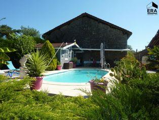 Annonce vente Maison avec piscine saint-mathieu