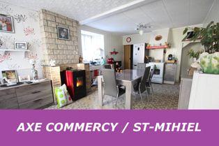 Annonce vente Maison avec garage sampigny