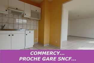 Annonce vente Appartement commercy