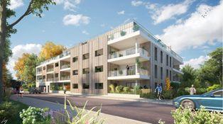 Annonce vente Appartement avec terrasse vitré