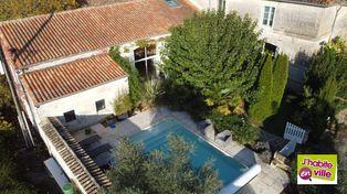 Annonce vente Maison avec terrasse nersac