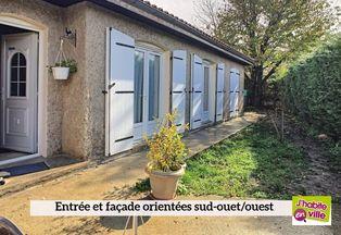Annonce vente Maison avec terrasse fléac
