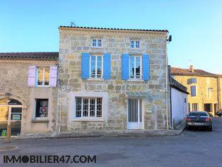 Annonce vente Maison en pierre prayssas