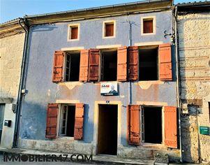 Annonce vente Maison avec terrasse prayssas
