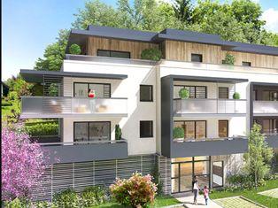 Annonce vente Appartement avec garage collonges-au-mont-d'or