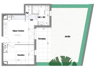 Annonce vente Appartement rillieux-la-pape