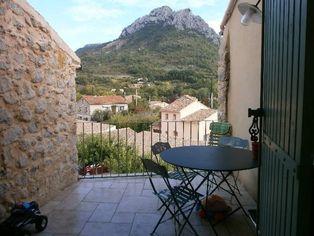 Annonce location Appartement avec terrasse buis-les-baronnies