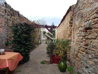 Annonce vente Maison avec terrasse arnay-le-duc