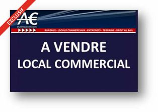 Annonce vente Local commercial avec parking redon