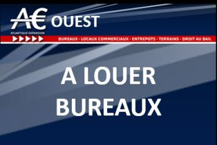 Annonce location Bureau carquefou