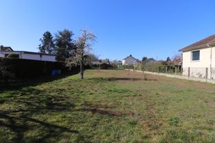 Annonce vente Terrain amilly