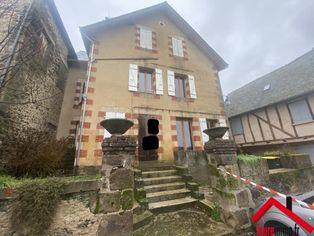 Annonce vente Maison avec terrasse voutezac