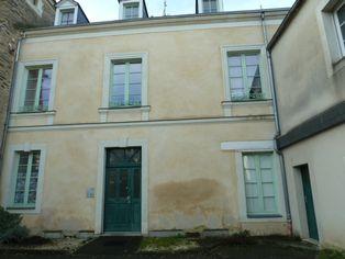 Annonce location Appartement avec terrasse château-gontier