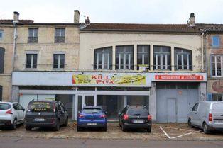 Annonce vente Immeuble avec parking bar-le-duc