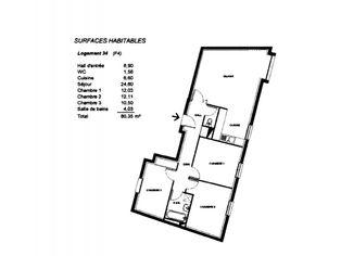 Annonce vente Appartement au calme montereau-fault-yonne