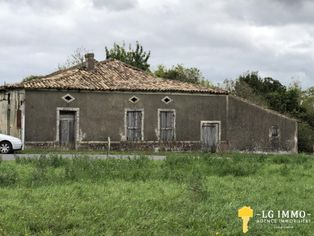 Annonce vente Maison saint-thomas-de-conac