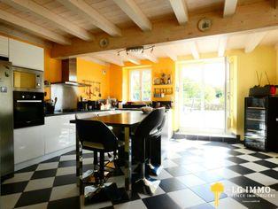 Annonce vente Maison avec terrasse mortagne-sur-gironde