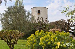 Annonce vente Maison avec piscine saint-fort-sur-gironde