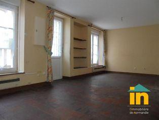 Annonce vente Appartement avec garage rugles
