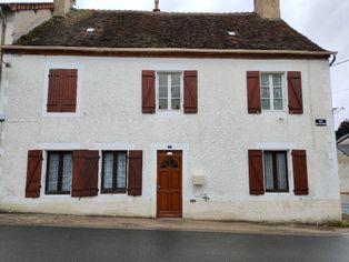 Annonce vente Maison avec terrasse cercy-la-tour