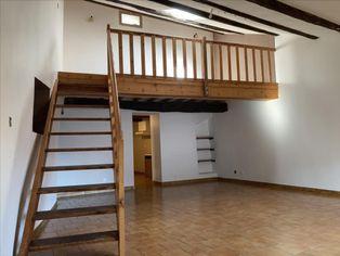 Annonce location Appartement avec mezzanine suze-la-rousse