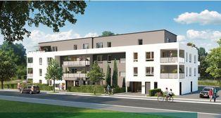 Annonce vente Appartement avec parking wittenheim