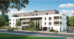 Annonce vente Appartement avec terrasse wittenheim