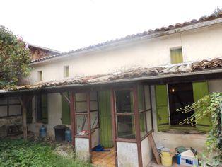 Annonce vente Maison mirambeau