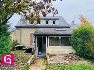 Annonce vente Maison avec garage saint-martin-d'auxigny