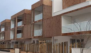 Annonce vente Appartement avec terrasse perigny