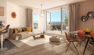 Annonce vente Appartement avec terrasse suresnes