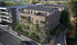 Annonce vente Appartement en duplex tassin-la-demi-lune