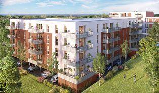 Annonce vente Appartement avec terrasse douai