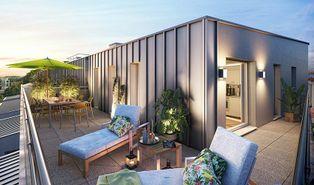 Annonce vente Appartement avec terrasse noisy-le-sec