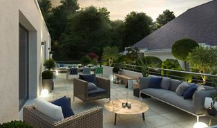 Annonce vente Appartement avec terrasse fondettes
