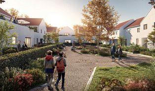 Annonce vente Maison avec jardin crespieres