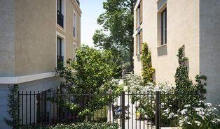 Annonce vente Appartement avec terrasse verneuil-sur-seine