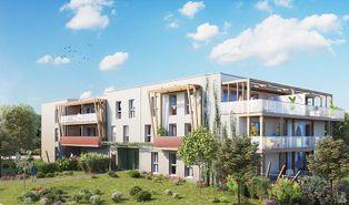 Annonce vente Appartement avec terrasse domene