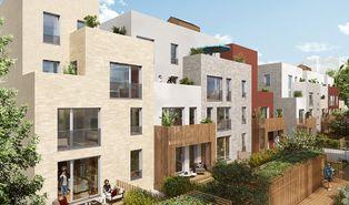 Annonce vente Appartement en duplex romainville