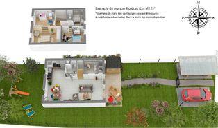 Annonce vente Appartement au calme montlouis-sur-loire